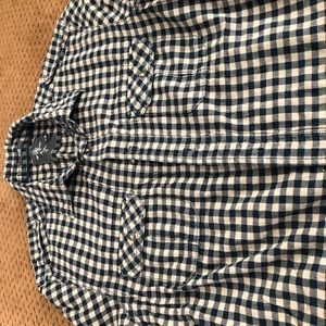 H&M L.O.G.G button-down